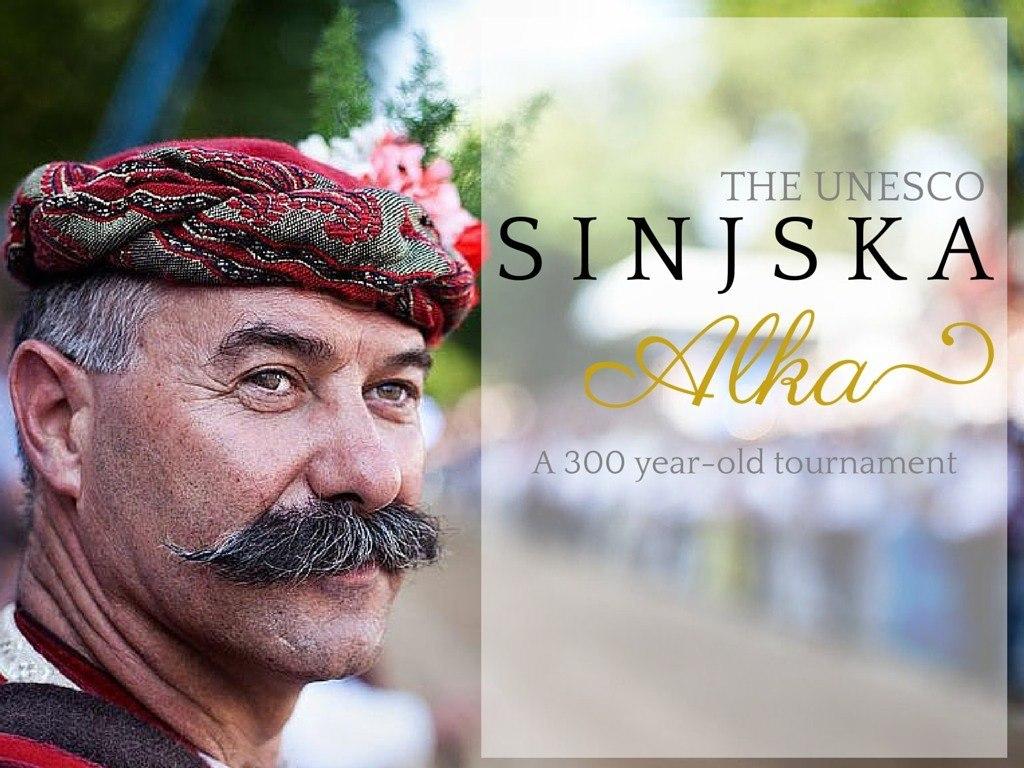 sinjska alka: 一个有300年历史的骑士比赛