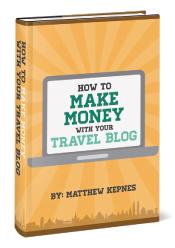 书评:游牧马特《如何用你的旅行博客赚钱》