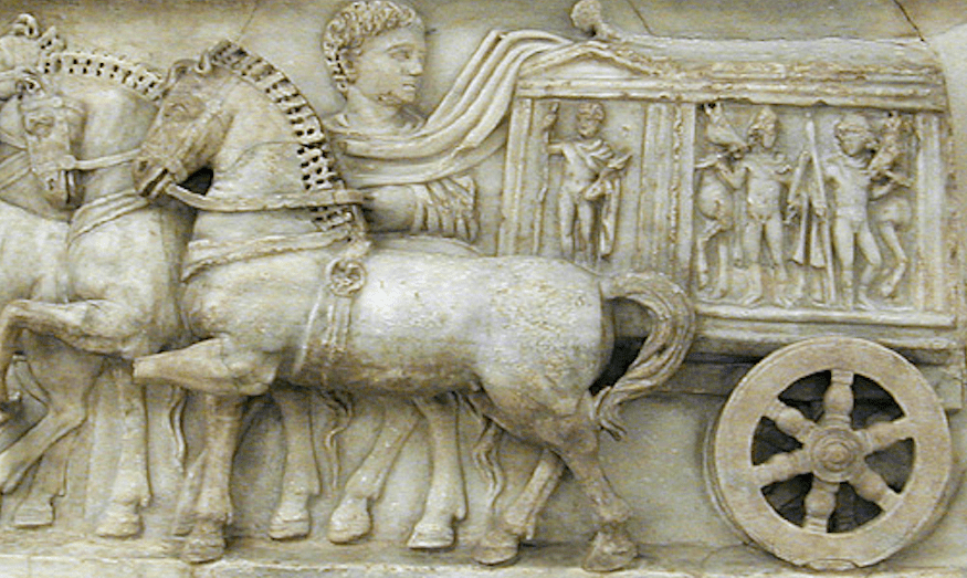 """lionel casson的 """"古代世界的旅行 """"中的9个片段 – 罗夫-波茨"""