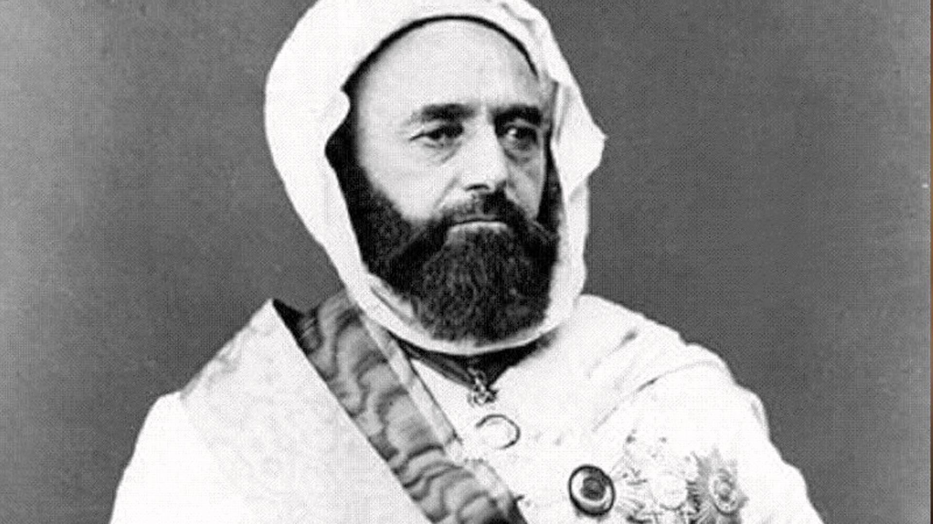 abd el-kader和大马士革大屠杀–罗夫-波茨