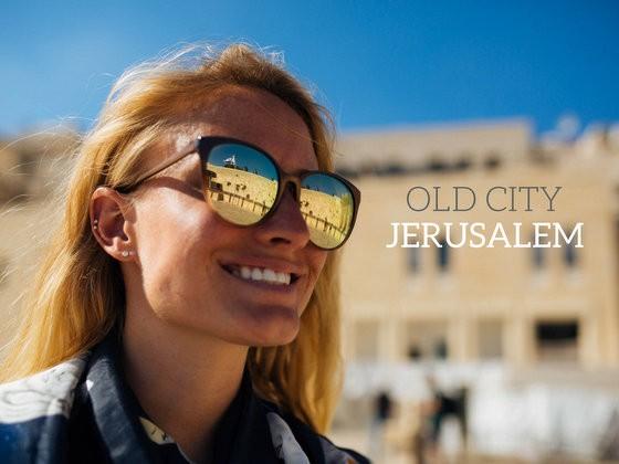 参观耶路撒冷老城