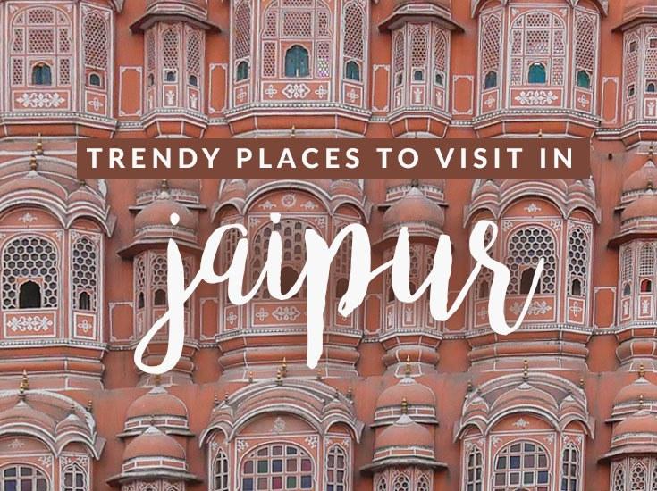 @# 在印度的粉红之城斋浦尔有很多地方可以参观,但我缩小了最重要的地方,包括时尚的餐厅和廉价的购物技巧。