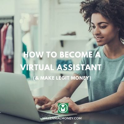 如何成为一个虚拟助理(并赚取合法的钱!)。