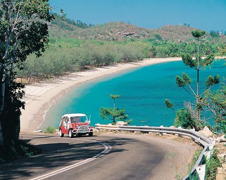 为您的澳大利亚公路旅行买车与租车的对比 | 一步到位的4Ward