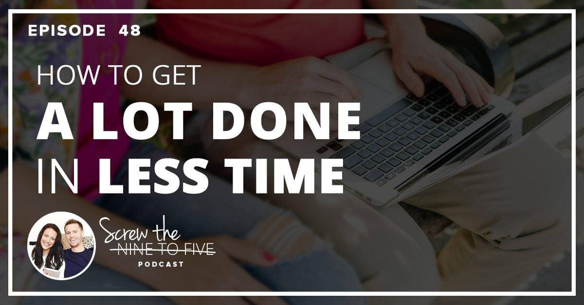 最好的生产力破解方法:如何在更短的时间内完成大量的工作