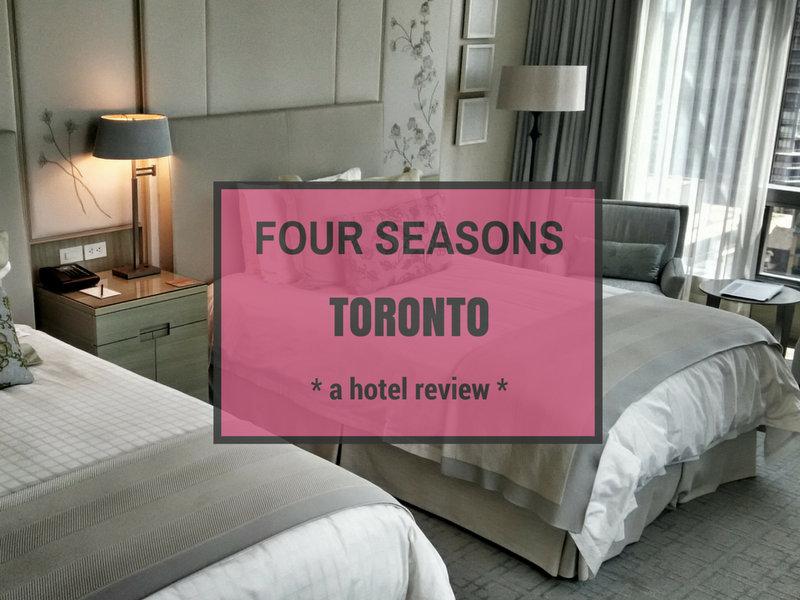 多伦多四季酒店评论-穿高跟鞋的嬉皮士
