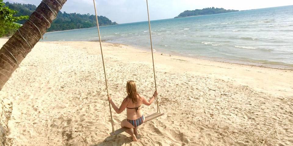 泰国数字游民的绝佳之地–象岛