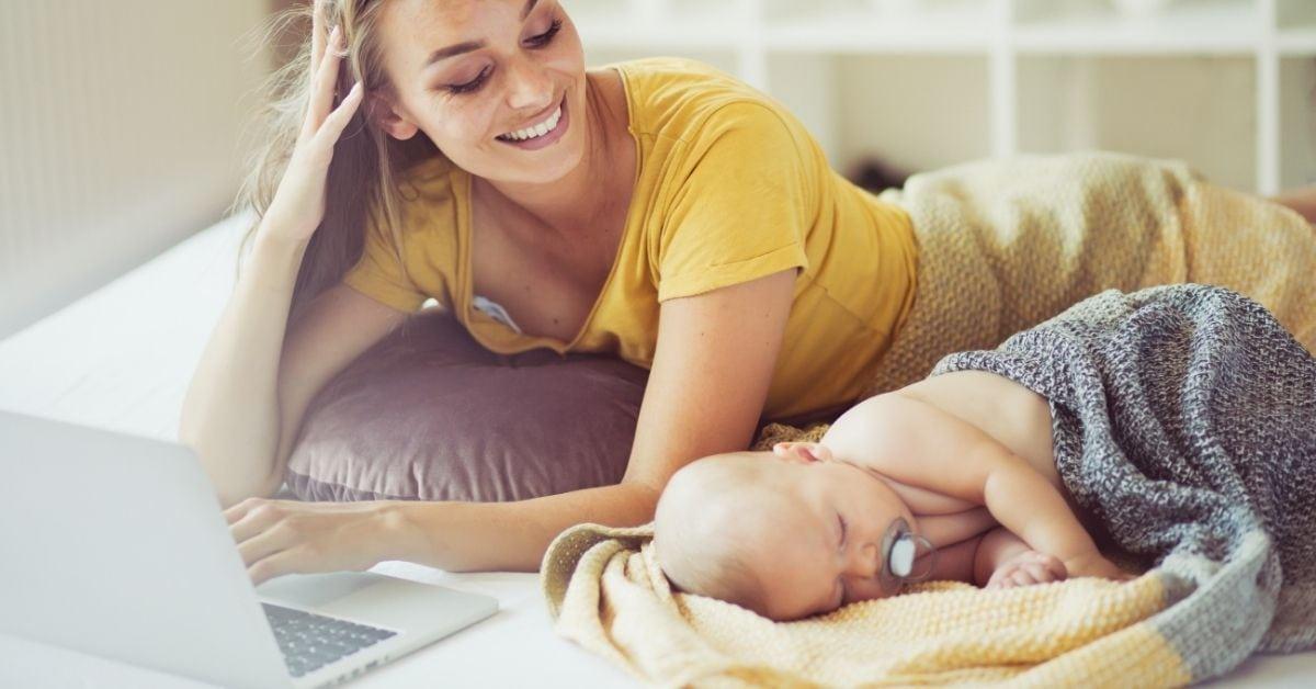 14个最适合宝妈的在家工作,无经验或学位要求