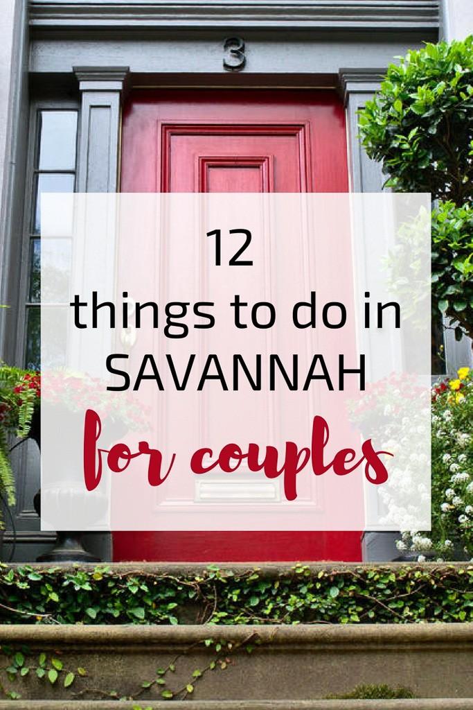 在萨凡纳有12件适合情侣做的事 – 穿高跟鞋的嬉皮士