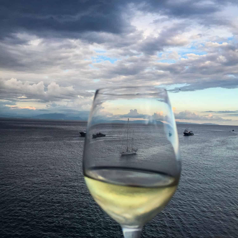 葡萄酒和帆船:阿玛尔菲海岸的船队航行之旅