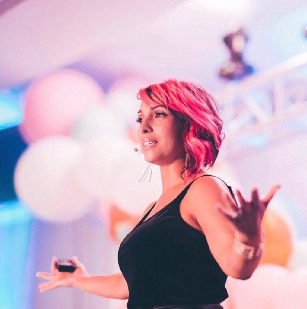如何成为一个更有自信的企业家 与Rachel Luna交谈