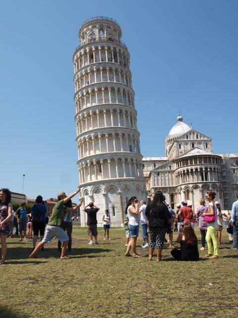 你一定要看的5个意大利标志性景点 | 一步到位
