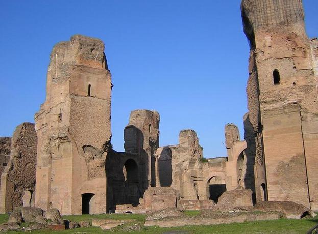 如何在一天内看完古罗马的大都市|一步到位4Ward