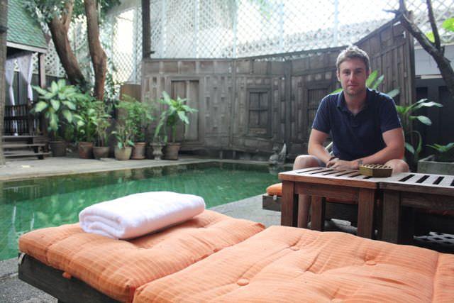 曼谷最佳精品酒店的老派风格,尤金尼娅酒店|一步到位4Ward