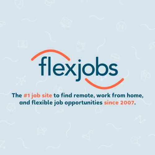 医学编码在家远程工作和灵活工作|FlexJobs