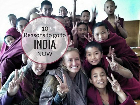 你现在就想预订印度之旅的十个理由 – 穿高跟鞋的嬉皮士