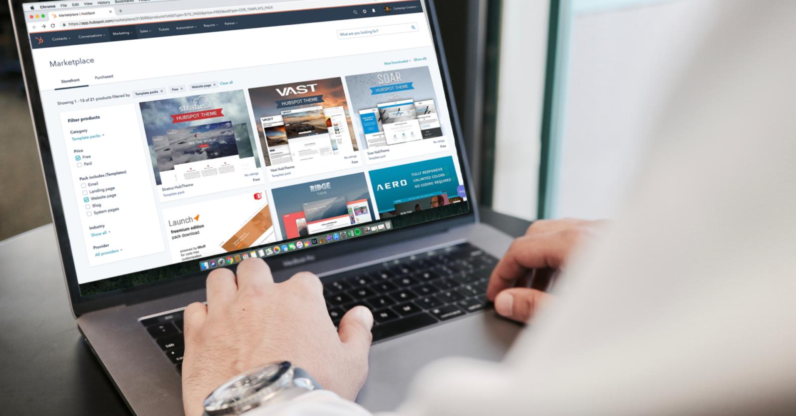 网站主题如何帮助你的电子商务业务发展