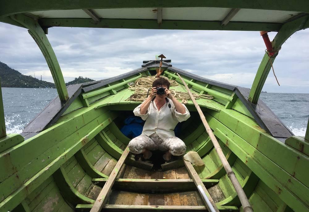 苏门答腊的人们 #19 & 20(旅行者版):冲浪者和鸟人 – 罗夫-波茨