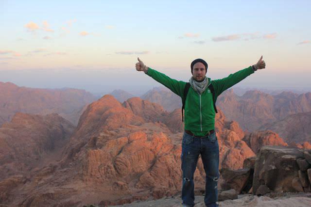 在约旦背包旅行,一天不到50美元。这是有可能的!