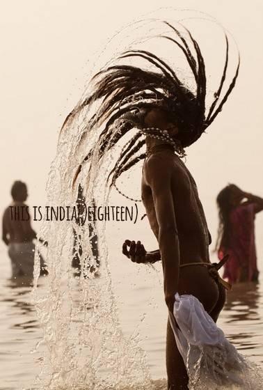 这就是印度!(18) – 穿高跟鞋的嬉皮士