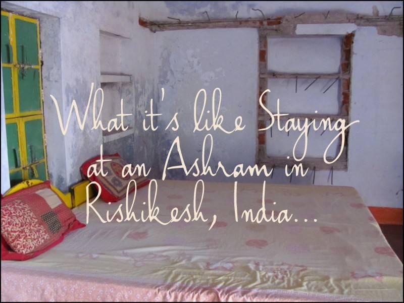 住在瑜伽发源地瑞诗凯诗的修行院 – 穿高跟鞋的嬉皮士