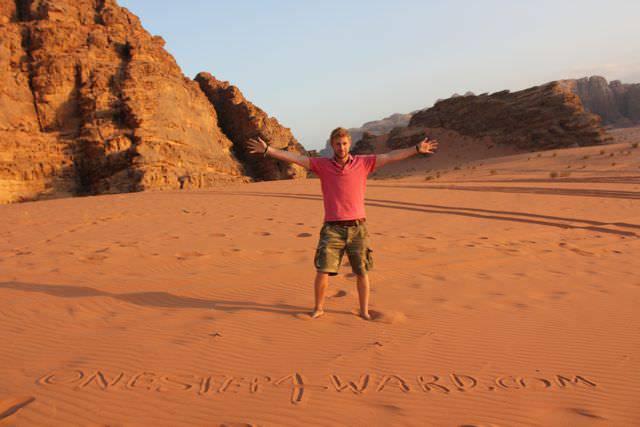 通过旅游博客赚钱;我是如何从3千美元到100万美元的!?