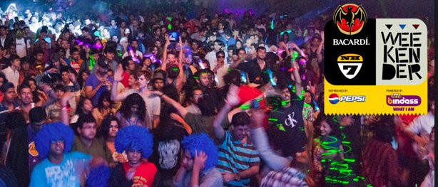 班加罗尔NH7 Weekender- 音乐节 – 穿高跟鞋的嬉皮士