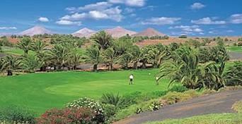 兰萨罗特岛的高尔夫球场|一步到位4Ward