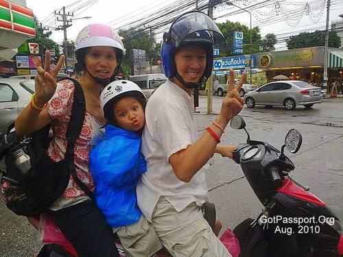 10位鼓舞人心的家庭旅行者