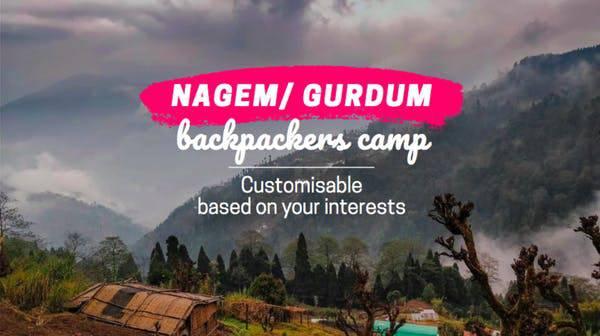 桑达克布徒步旅行–纳吉姆/古尔杜姆背包客营地–7天桑达克布法鲁特徒步旅行