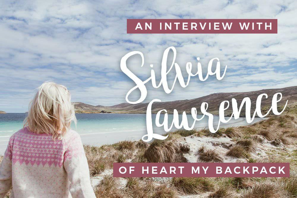 """从中亚的背包旅行到在挪威扎根。采访 """"心我的背包 """"的Silvia – 穿高跟鞋的嬉皮士"""