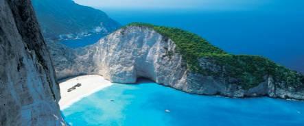 希腊赞特的隐藏海滩   一步之遥 4Ward