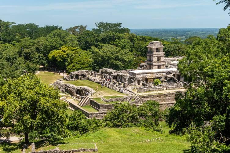 帕伦克:玛雅梦之城 | 一步之遥