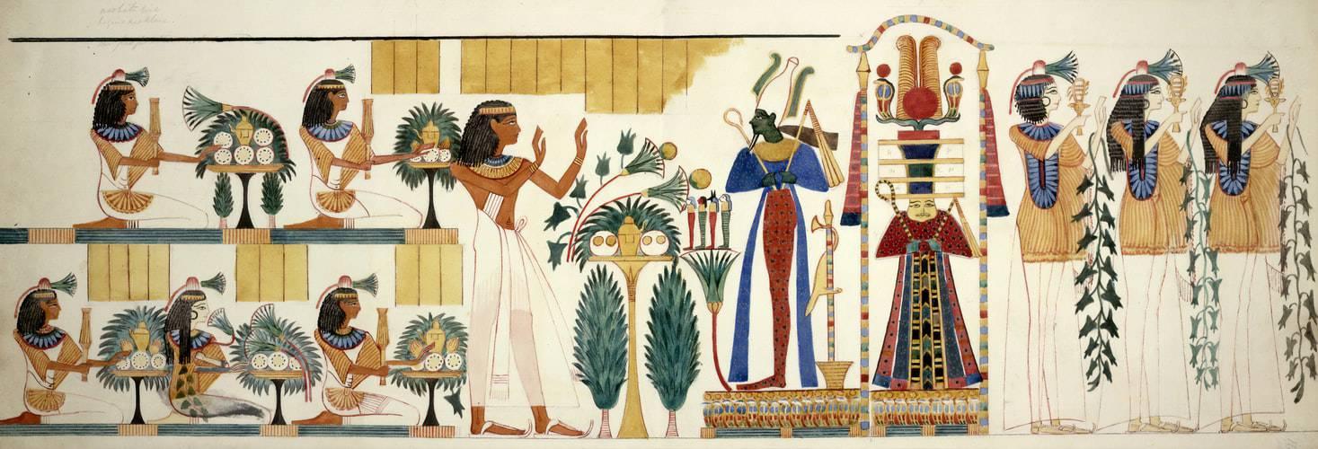 6个受埃及神话启发的流行电子游戏 | 一步之遥