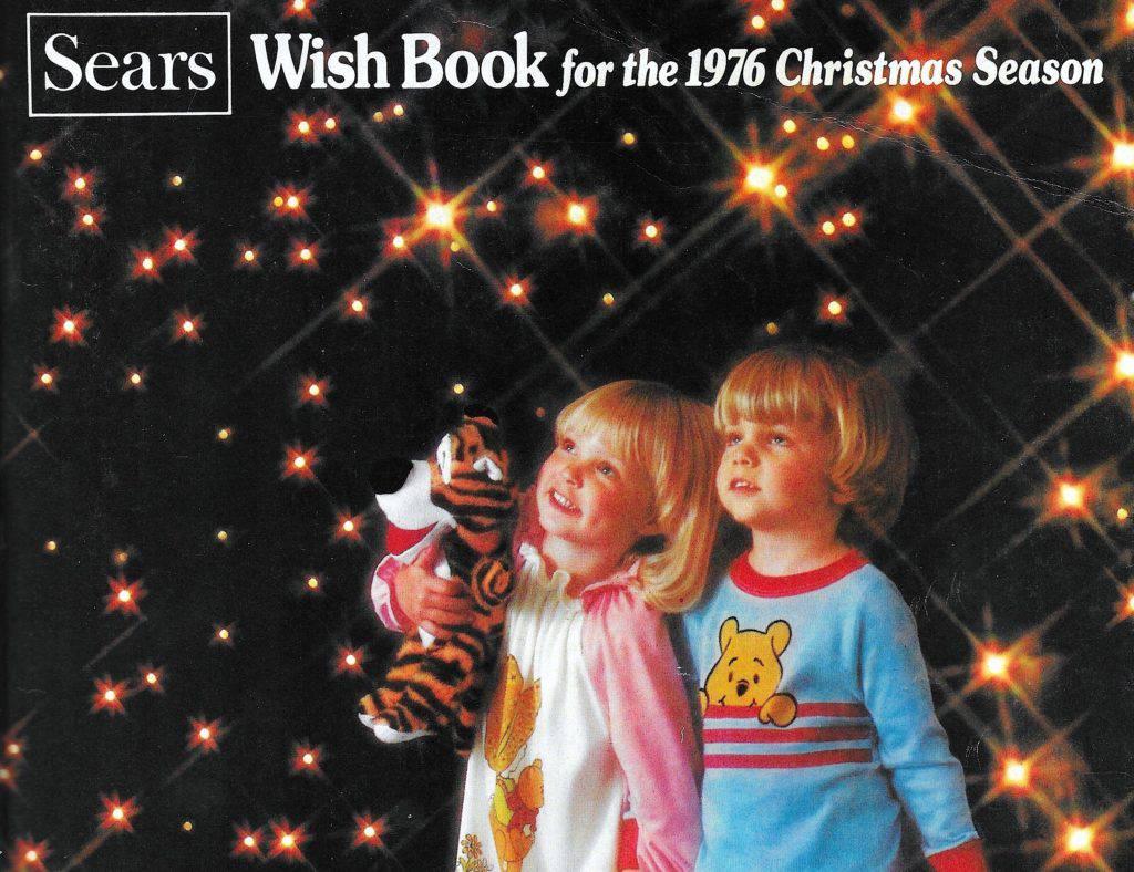 欲望的文学:1976年西尔斯的圣诞愿望书–罗夫-波茨