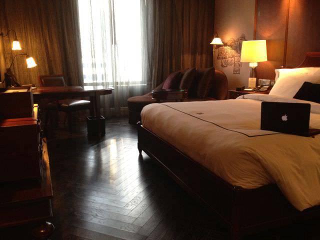 曼谷的一家豪华精品酒店,缪斯酒店 一步到位4Ward